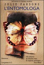 Copertina dell'audiolibro L'entomologa di PARSONS, Julie