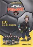 Copertina dell'audiolibro Leo il re del dribbling