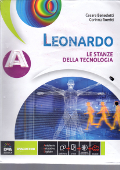 Copertina dell'audiolibro Leonardo A – le stanze della tecnologia di BENEDETTI, Cesare - ROMITI, Corinna