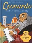 Copertina dell'audiolibro Leonardo da Vinci genio senza tempo di MOROSINOTTO, Davide