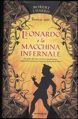 Copertina dell'audiolibro Leonardo e la macchina infernale di HARRIS, Robert J.