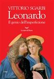 Copertina dell'audiolibro Leonardo. Il genio dell'imperfezione