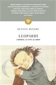 Copertina dell'audiolibro Leopardi. L'infanzia, le città, gli amori di MINORE, Renato