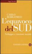 Copertina dell'audiolibro L'equivoco del sud: sviluppo e coesione sociale di BORGOMEO, Carlo