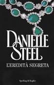 Copertina dell'audiolibro L'eredità segreta di STEEL, Danielle