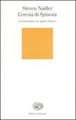 Copertina dell'audiolibro L'eresia di Spinoza di NADLER, Steven