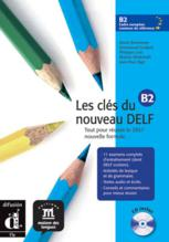 Copertina dell'audiolibro Les clés du nouveau Delf B2 di BRETONNIER, M. - GODARD, E. - LIRIA, P.