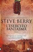 Copertina dell'audiolibro L'esercito fantasma di BERRY, Steve