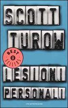 Copertina dell'audiolibro Lesioni personali di TUROW, Scott