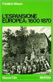 Copertina dell'audiolibro L'espansione europea: 1600-1870