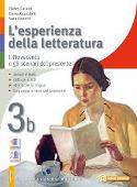 Copertina dell'audiolibro L'esperienza della letteratura 3B di CATALDI, P. - ANGIOLONI, E. - PANICHI, S.