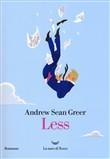 Copertina dell'audiolibro Less di GREER, Andrew Sean