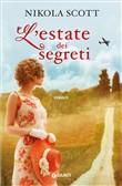 Copertina dell'audiolibro L'estate dei segreti di SCOTT, Nikola (Traduzione di Tania Spagnoli)