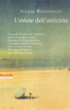 Copertina dell'audiolibro L'estate dell'amicizia di WIEDERMANN, Volker