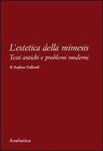 Copertina dell'audiolibro L'estetica della mimesis di HALLIWELL, Stephen