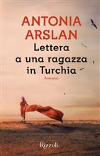 Copertina dell'audiolibro Lettera a una ragazza in Turchia di ARSLAN, Antonia
