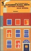Copertina dell'audiolibro Lettera d'amore alla Scozia di McCALL SMITH, Alexander