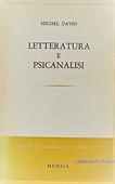 Copertina dell'audiolibro Letteratura e psicanalisi