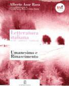 Copertina dell'audiolibro Letteratura italiana – Umanesimo e Rinascimento