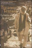Copertina dell'audiolibro Lettere contro la guerra di TERZANI, Tiziano