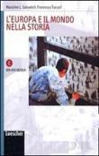 Copertina dell'audiolibro L'Europa e il mondo nella storia. Vol. C: XIX-XXI secolo di SALVADORI, Massimo - TUCCARI, Francesco
