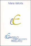 Copertina dell'audiolibro L'Evangelo come mi è stato rivelato vol. 1 di VALTORTA, Maria
