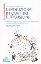 Copertina dell'audiolibro L'evoluzione in quattro dimensioni di JABLONKA, Eva - LAMB, Marion J.