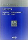 Copertina dell'audiolibro Lexikon di CAVALLARO, Renato (a cura di)