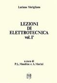 Copertina dell'audiolibro Lezioni di elettrotecnica. Vol. 1 di MERIGLIANO, Luciano