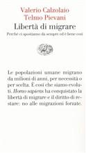 Copertina dell'audiolibro Libertà di migrare di CALZOLAIO, Valerio - PIEVANI, Telmo