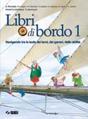 Copertina dell'audiolibro Libri di bordo 1 di RONCADA, Z. - ANGELO, M. - FALCINELLA, M.
