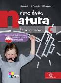 Copertina dell'audiolibro Libro della natura C – Il corpo umano di LEOPARDI, L. - FERRANDO, L. - VALETTO, M.R.