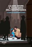 Copertina dell'audiolibro Liliana Segre. Il mare nero dell'indifferenza