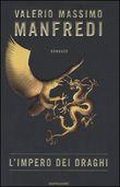 Copertina dell'audiolibro L'impero dei draghi di MANFREDI, Valerio Massimo