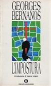 Copertina dell'audiolibro L'impostura di BERNANOS, Georges