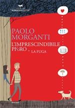 Copertina dell'audiolibro L'imprescindibile Piero: la fuga
