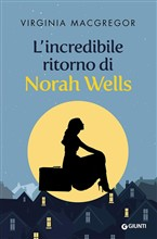 Copertina dell'audiolibro L'incredibile ritorno di Norah Wells di MACGREGOR, Virginia
