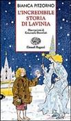Copertina dell'audiolibro L'incredibile storia di Lavinia