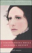 Copertina dell'audiolibro L'indipendenza della signorina Bennet