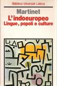 Copertina dell'audiolibro L'indoeuropeo, lingue, popoli, culture di MARTINET, Andrè