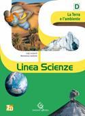 Copertina dell'audiolibro Linea Scienze – La terra e l'ambiente D