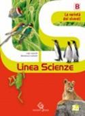 Copertina dell'audiolibro Linea scienze – La varietà dei viventi B