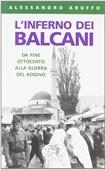 Copertina dell'audiolibro L'inferno dei Balcani