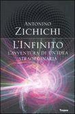 Copertina dell'audiolibro L'infinito di ZICHICHI, Antonino