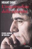 Copertina dell'audiolibro L'inquietudine della colomba di DINK, Hrant