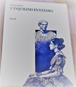 Copertina dell'audiolibro L'inquilino fantasma – L'ultimo dei Valerii di JAMES, Henry