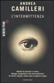 Copertina dell'audiolibro L'intermittenza di CAMILLERI, Andrea