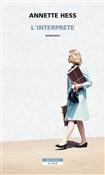 Copertina dell'audiolibro L'interprete di HESS, Annette (Trad. Chiara Ujka)