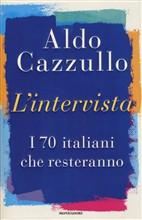 Copertina dell'audiolibro L'intervista: i 70 italiani che resteranno