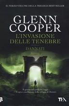 Copertina dell'audiolibro L'invasione delle tenebre di COOPER, Glenn